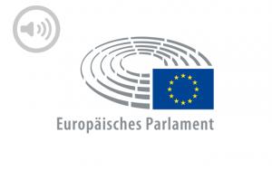 Hörfunk-PR für das Europäisches Parlament
